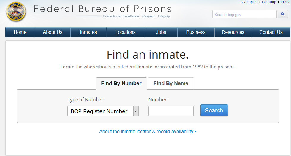 Find a Facility - Nationwide Inmate Search | InmatesPlus